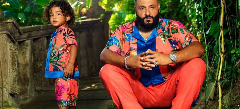 DJ Khaled - Father of Asahd [album artwork cover]]