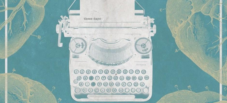 Esmée Denters - These Days (EP artwork cover)