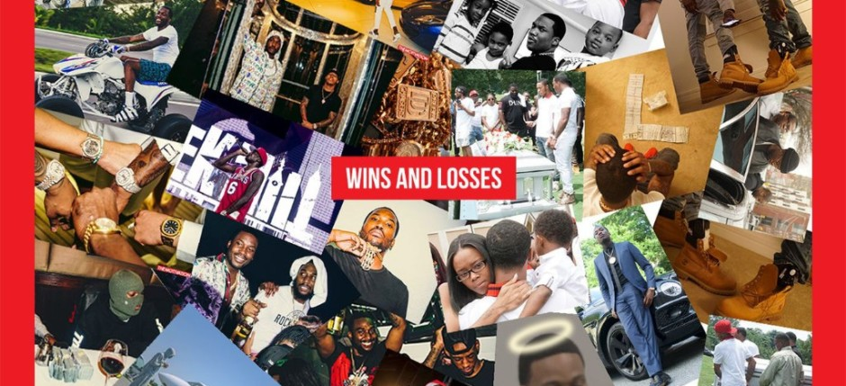 Meek Mill - Wins And Losses (album artwork cover)