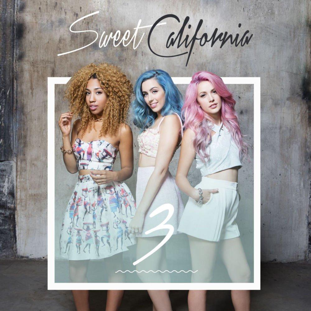 Sweet California - 3 (album artwork cover)